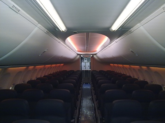 New Sky Interior Led Lighting Introduced 737 6 7 8 900