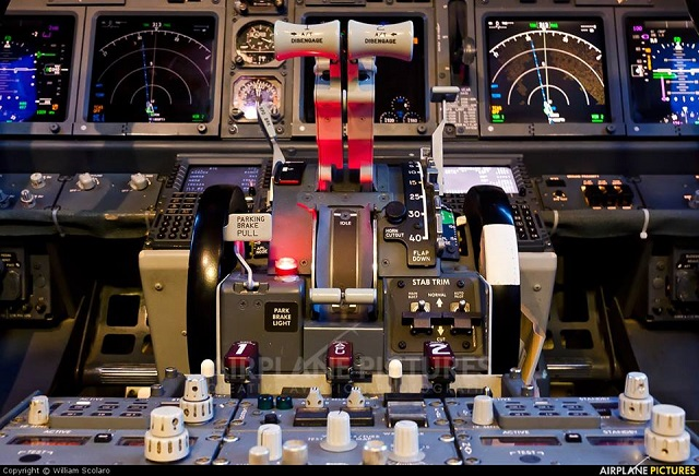 737 maintenance experience exchange